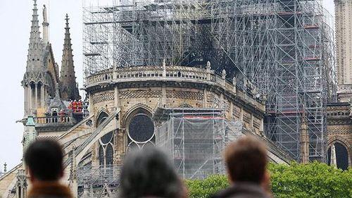 Thách thức trong phục dựng Nhà thờ Notre-Dame