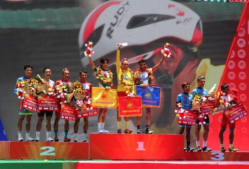 Ngoại binh thắng lớn ở giải đua cúp Truyền hình TPHCM