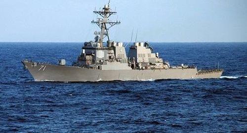 Mỹ-Thổ Nhĩ Kỳ tập trận tại Biển Đen giữa lúc 'nước sôi lửa bỏng'