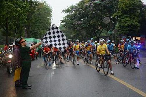 Chặng đua thứ 2, Hà Nội – Hòa Bình: Hứa hẹn nhiều bất ngờ