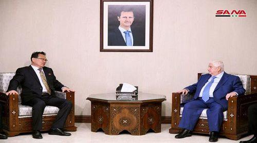 Triều Tiên muốn giúp Syria tái thiết đất nước