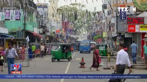 Sri Lanka công bố danh tính các thủ phạm tấn công khủng bố
