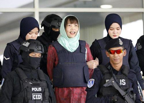 Đoàn Thị Hương tự do - 2 năm ngục tù và câu hỏi chưa lời đáp