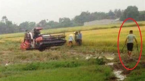 'Bảo kê' gặt lúa truy sát người dân đến tận Bệnh viện