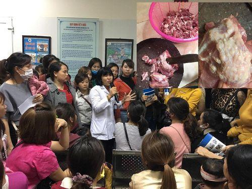 Vụ hơn 200 trẻ nhiễm sán lợn Bắc Ninh có đang chìm xuồng?