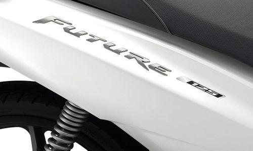 Xe Honda Future huyền thoại vừa có phiên bản mới