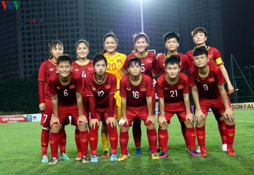 U19 nữ Việt Nam chạm trán Thái Lan tại giải U19 Quốc tế ở Trung Quốc