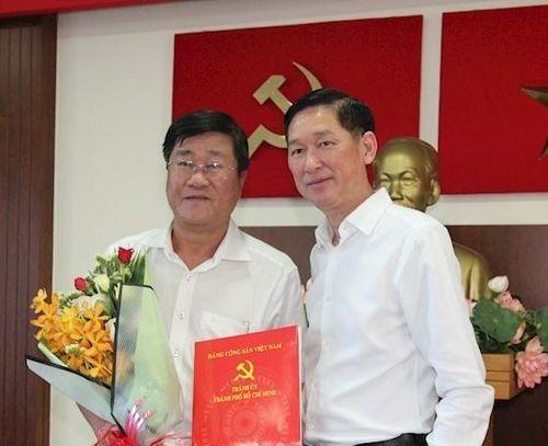 Ông Bùi Văn Phúc làm Phó bí thư Thường trực quận 2