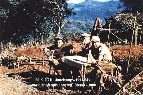 Loạt ảnh hiếm có khó tìm về lính Pháp tại Điện Biên Phủ