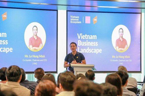 CEO VNG Lê Hồng Minh: 'Việt Nam cần thêm nhân lực thực sự muốn cống hiến cho nền công nghệ nước nhà'