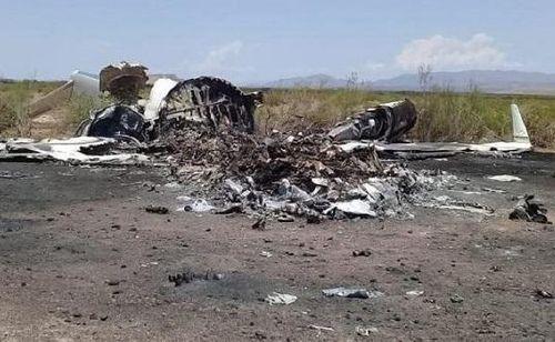 Rơi máy bay thảm khốc tại Mexico, toàn bộ 13 người trên khoang thiệt mạng