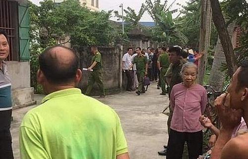 An Lão - Hải Phòng: Hai vợ chồng tử vong tại nhà riêng do ngạt khí cơ học
