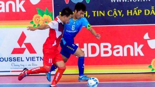Giải futsal VĐQG 2019: Thái Sơn Nam không thể đoạt ngôi đầu