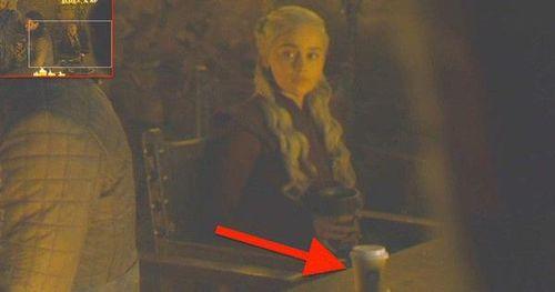 HBO xin lỗi khi 'bỏ quên' cốc Starbucks tại Winterfell
