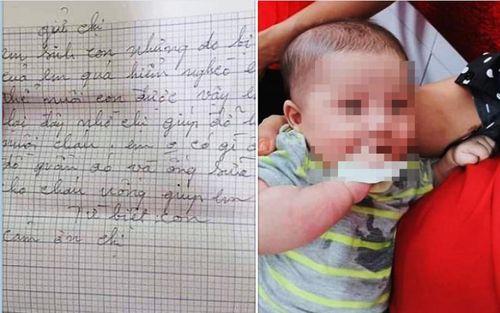 Nhói lòng mẹ bỏ rơi con cùng tấm giấy 'bệnh quá hiểm nghèo'