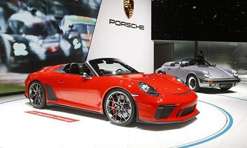 Đức: Mui trần Porsche Speedster giá hơn 7 tỷ đồng