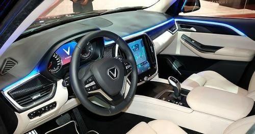 'Soi' công nghệ và ứng dụng trên chiếc SUV hiệu suất cao của VinFast