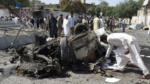 Đánh bom tại Pakistan và Afghanistan trong tháng lễ Hồi giáo Ramadan