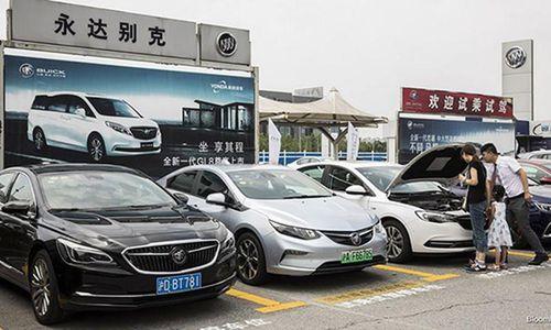 Trung Quốc cho phép xuất khẩu xe ôtô cũ ra nước ngoài