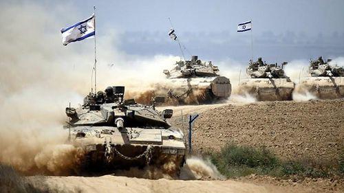 Sức mạnh quân sự Israel - Palestine: 'Cuộc đấu Voi với... chuột'