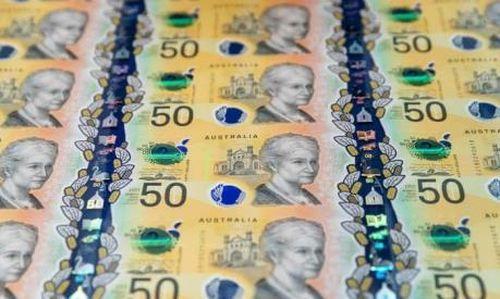 Australia: Hơn 46 triệu tờ tiền mệnh giá 50 AUD bị in lỗi