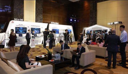 Mobile Vietnam Congress 2019: Bữa 'đại tiệc' cho tín đồ công nghệ về giải pháp 5G