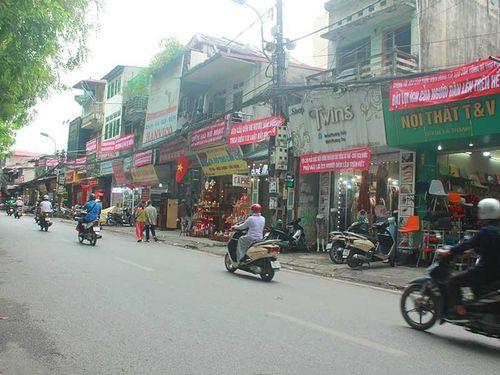 Dân phản đối quy hoạch đường vành đai 1, Hà Nội