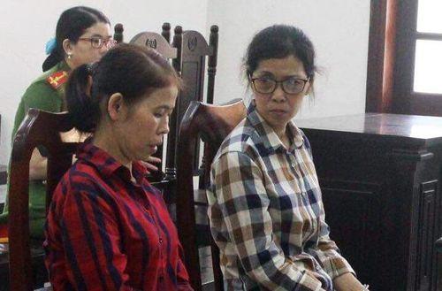 Phạt tù hai phụ nữ tuyên truyền chống phá Nhà nước