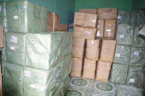Phát hiện hơn 4 tấn mỹ phẩm không có nguồn gốc xuất xứ