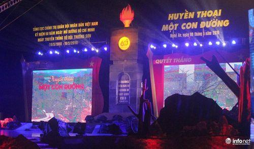 Kỷ niệm 60 năm Ngày mở đường Hồ Chí Minh: 'Huyền thoại một con đường'