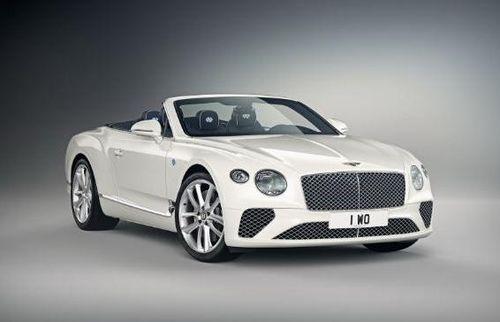 Cận cảnh Bentley Continental GTC Bavarian Edition giới hạn