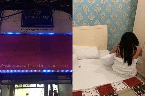 Xử phạt nhà hàng để tiếp viên bán dâm cho khách giá từ 1-1,5 triệu đồng