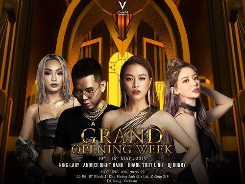 V.Lounge - Trải nghiệm giải trí đẳng cấp tại Đà Nẵng