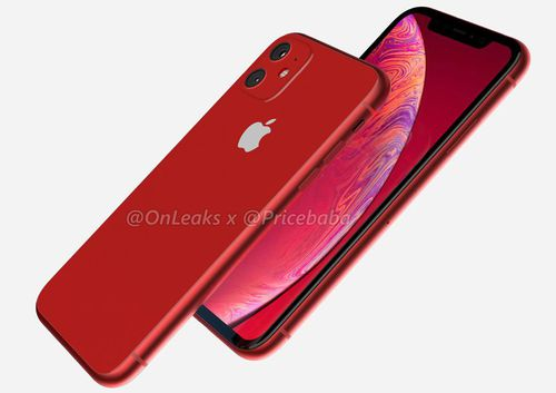Hình ảnh mới nhất về iPhone XR 2019 giá rẻ