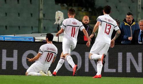 Giành chiến thắng tối thiểu, AC Milan nuôi hy vọng dự Champions League