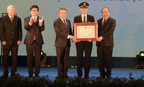 Đoàn bay 919 kỉ niệm 60 năm ngày thành lập