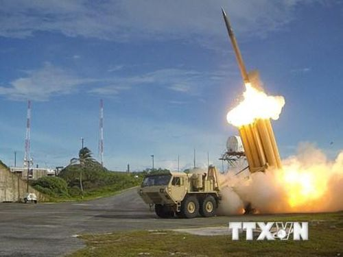 Mỹ đề xuất Ấn Độ mua tên lửa phòng không THAAD thay thế S-400