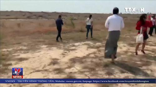 Myanmar: Máy bay chở gần 90 người hạ cánh bằng 'bụng'