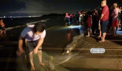 Chết đuối khi tắm biển