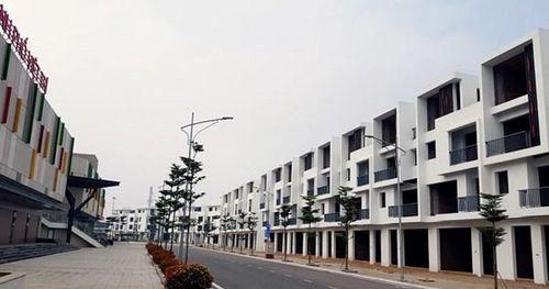 Khu Đô thị và Thương mại Việt Trì hút khách mua nhà bằng Sổ đỏ trao tay