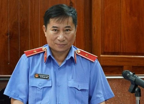 Đề nghị y án tử hình với nguyên Trưởng ban Bồi thường GPMB quận Tân Phú