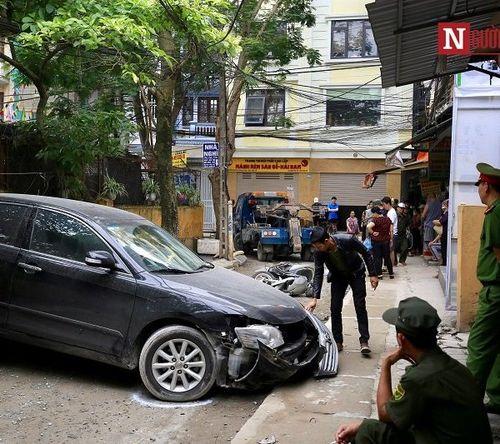 Thông tin bất ngờ về nhân thân nữ tài xế lùi xe Camry gây chết người