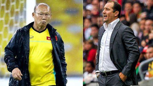 Thầy Park có thể đối đầu HLV từng dẫn dắt đội Á quân World Cup