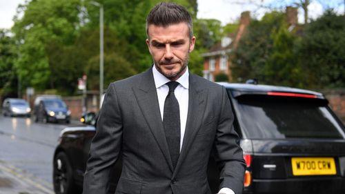 David Beckham bị cấm lái xe 6 tháng vì lỗi này, ở Việt Nam tài xế vi phạm nhan nhản
