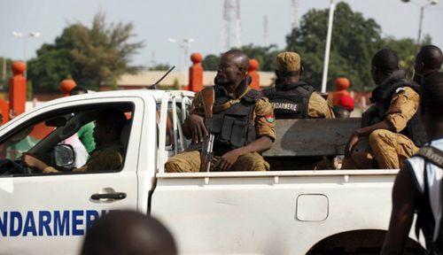 Thảm sát tại nhà thờ ở Burkina Faso khiến 6 người chết
