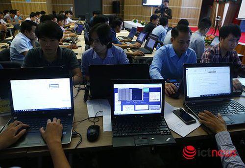 Sở TT&TT các tỉnh miền Bắc sắp diễn tập đảm bảo an toàn hệ thống Chính quyền điện tử