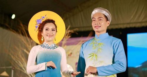 1.000 thí sinh tham gia Festival Duyên dáng áo dài Việt