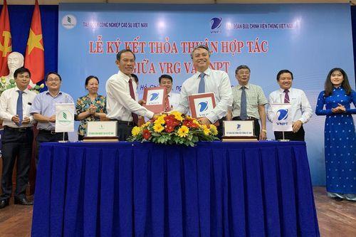 Tập đoàn cao su VN ứng dụng các giải pháp công nghệ của VNPT