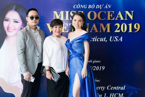 Hoa hậu Châu Ngọc Bích làm giám khảo tại Miss Ocean Vietnam 2019