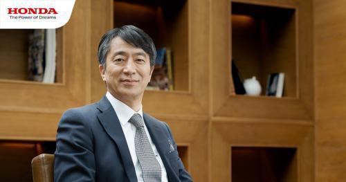 Tân Tổng Giám đốc Honda Việt Nam là ai?